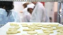 Ugine : ateliers culinaires au collège Ernest Perrier de la Bathie