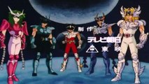 Saint Seiya - Soldier Dream Full Latino  (opening) Remasterizado HD 720p (1)