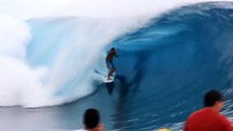 Kevin BOUREZ surfing at home