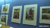 Al British Museum di Londra mostra di caricature su Napoleone