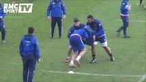 Rugby / Dopage dans le rugby : les Bleus préfèrent en rire - 25/02