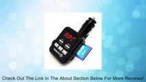 Soundfly SD WMA/MP3 Player Car Fm Transmitter for SD Card, USB Stick, Mp3 Players (iPod, Zune) Review