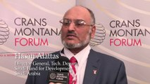 HASAN ALATTAS - Crans Montana Forum (Jean-Paul Carteron) - Club of Ports