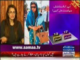 According to Nadia Hussain who is the most Stylish Personality from Pakistani Politics ??