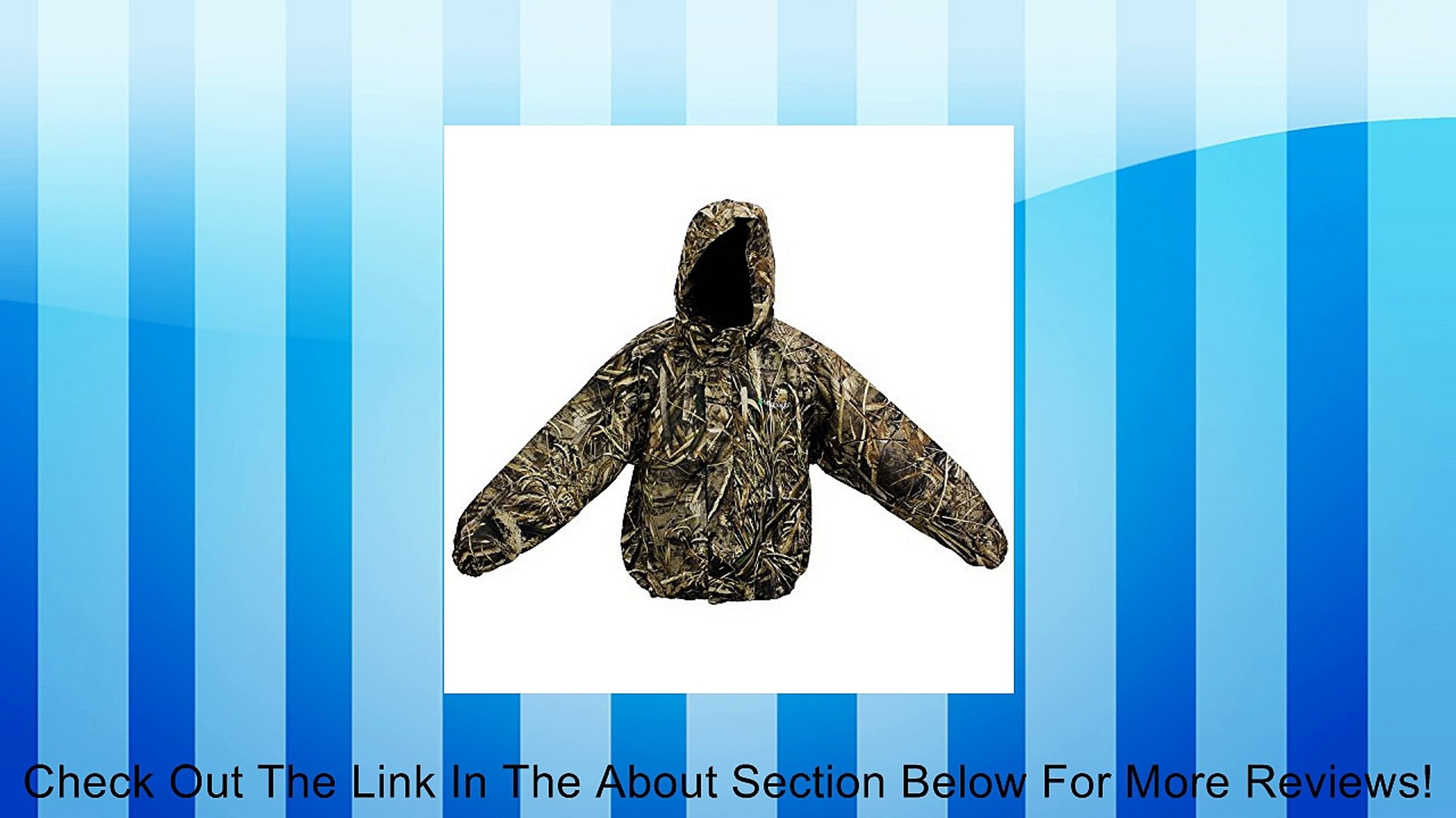 Frogg Toggs Pro Action Camo Jacket, Small, Realtree Max 5 Review