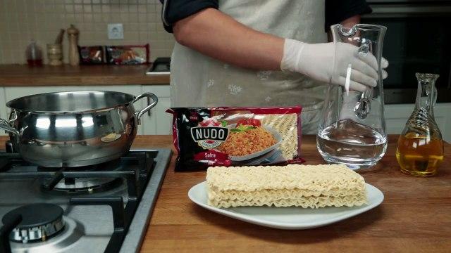 Sofra Nudo nasıl yapılır