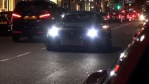 Surprising Tanner Fox with an R34 GTR - video dailymotion