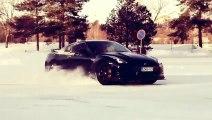 Nissan GT-R Drift Drifting