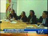Confirman primer caso de Chikungunya en Esmeraldas