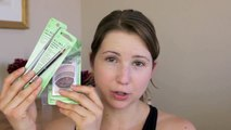Makeup for Green Eyes (♥_♥) Almay Green Eyes Smokey i Eye Shadow Palette and Eyeliners Review