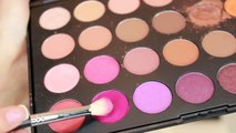 Eyes Makeup for Brown Eyes (♥_♥) Bollywood Makeup Tutorial for Brown Eyes