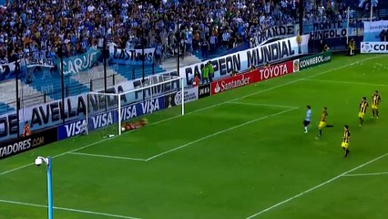 Embarrassing blunder by Guarani Keeper