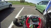 Karting TonyKart Rotax Max à Pusey le 09-10-2010_Run-1 (720p)