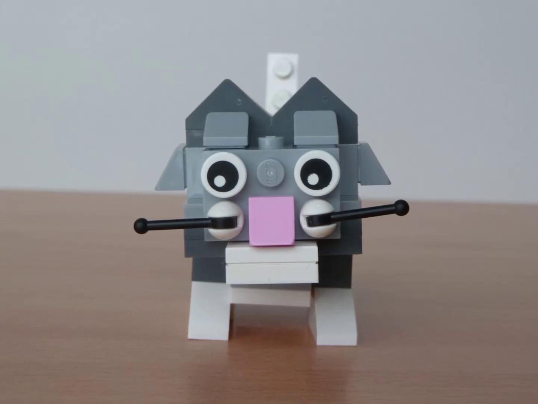 LEGO 30188 LEGO CREATOR Cute Kitten Mignon chaton