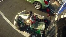 Karting TonyKart Rotax Max à Pusey le 09-10-2010_Run-5 (720p 60fps)