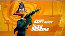 Duck Dodgers #01  Trial of Duck Dodgers - Big Bug Mamas