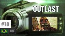 PERDI MINHA CÂMERA | Outlast Walkthrough Gameplay Português PT-BR [1080p] #10