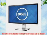 Dell Ultra HD 4k Monitor P2715Q 27-Inch Screen LED-Lit Monitor