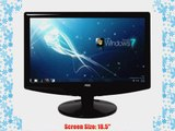 AOC 931SWL 19-Inch Wide Class LCD Monitor with High 10000:1 Contrast Ratio