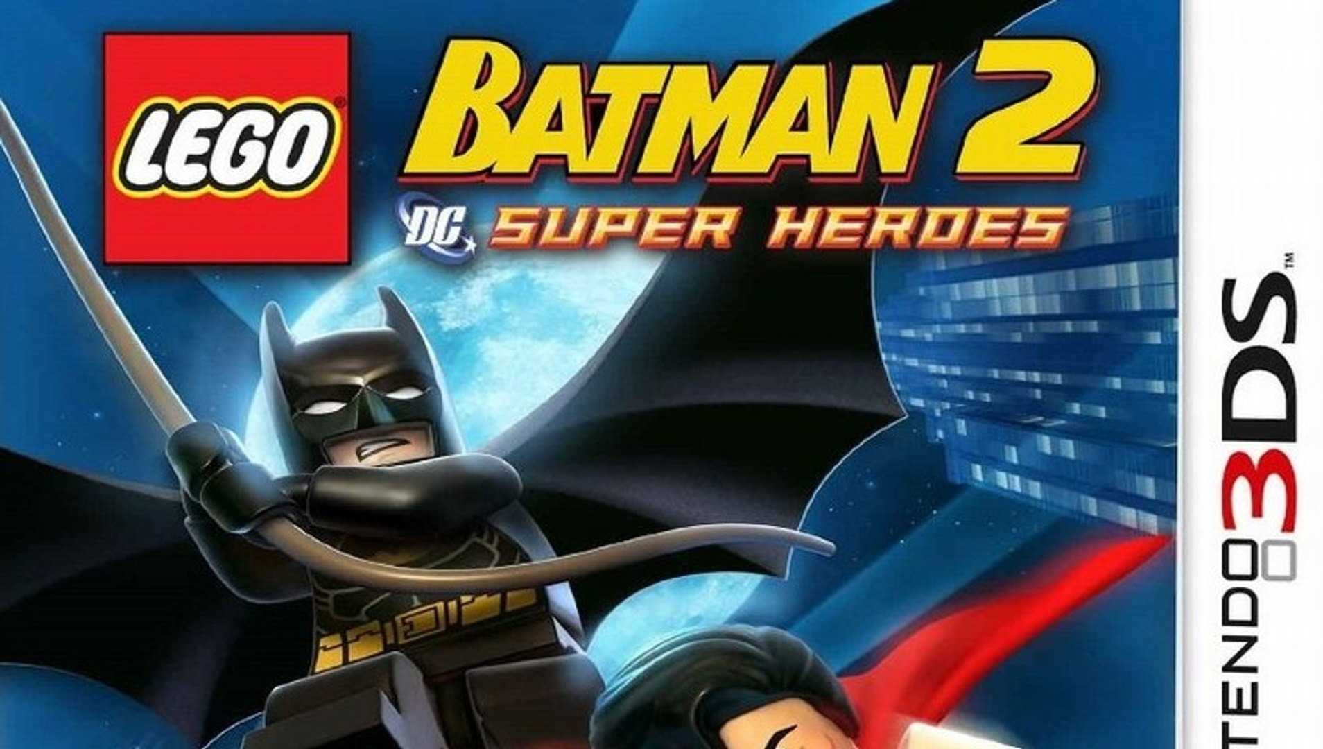 Lego Batman 2 Dc Super Heroes Gameplay Nintendo 3ds 60 Fps 1080p Video Dailymotion