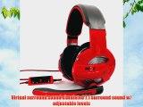GAMDIAS Hebe V1 GHS3300 USB Virtual Surround Sound 7.1 Gaming Headset Smart In-Line Remote