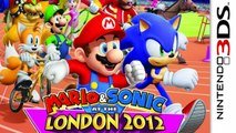 Mario & Sonic at the London 2012 Olympic Games Olympic Games Gameplay (Nintendo 3DS) [60 FPS] [1080p]