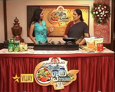 Dhinam Oru Suvai – Royyalu Fry (Prawns Fry)