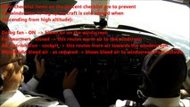 Landing a Citation V jet at KDXR - steep approach