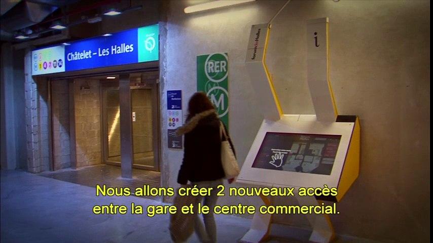 Vidéo : les Halles Côté Chantier, épisode 12