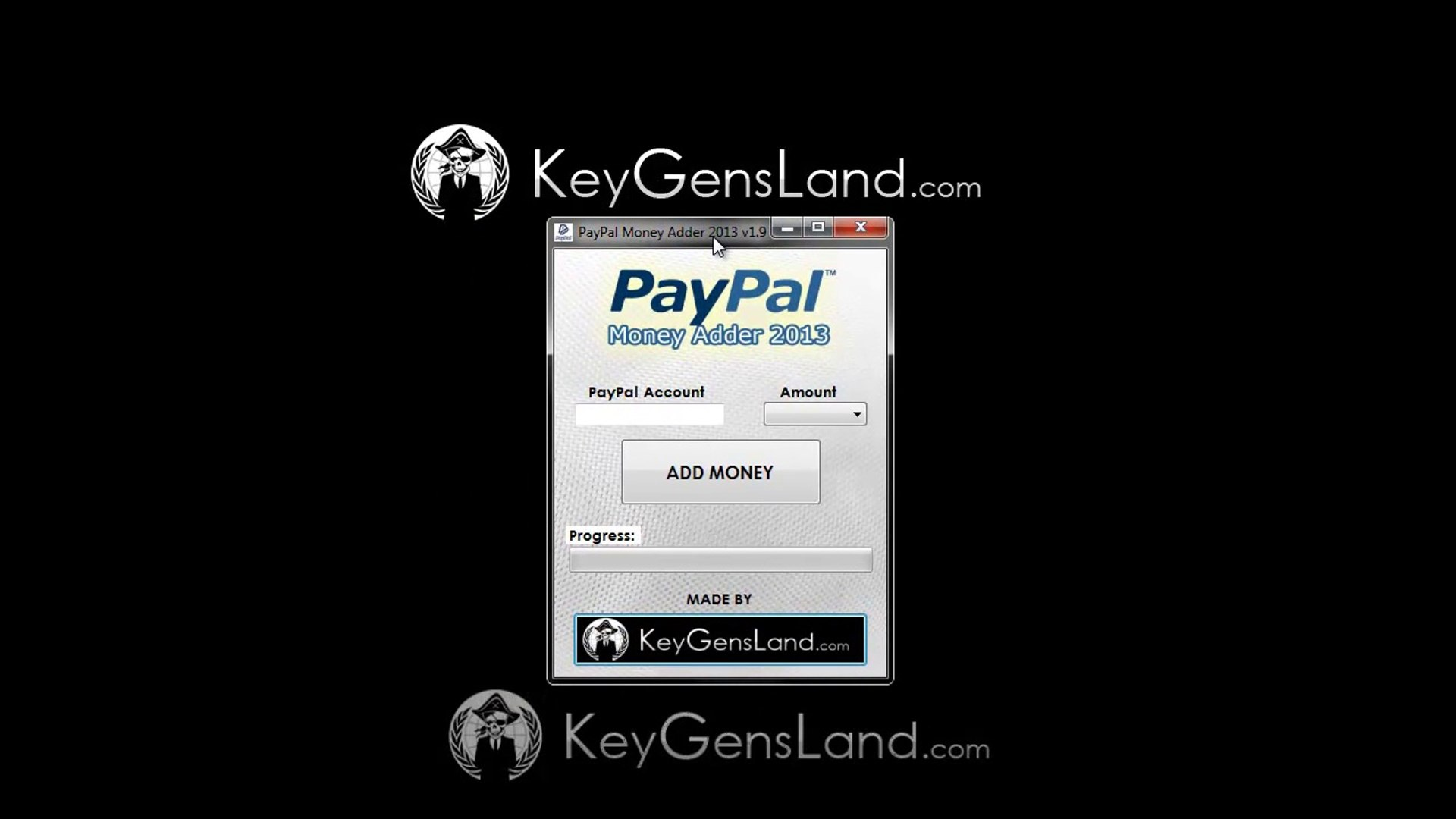 Paypal Money Adder v1 9 Generator *UPDATED*