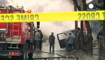 Kabul: attacco suicida colpisce un veicolo diplomatico turco, almeno due morti