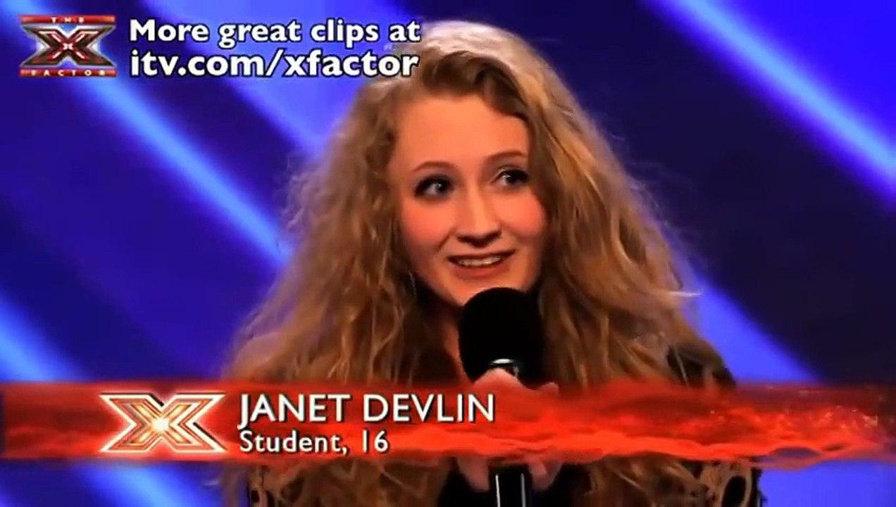v2Load : Penelope Gomez - First Audition - The X Factor UK 2005