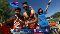 Afghanistan claim historic World Cup win