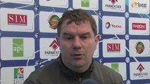 Avant HAC - AC Ajaccio, interview de Thierry Goudet