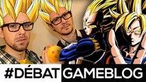 #DébatGameblog : Dragon Ball Z : super série, mauvais jeux ?