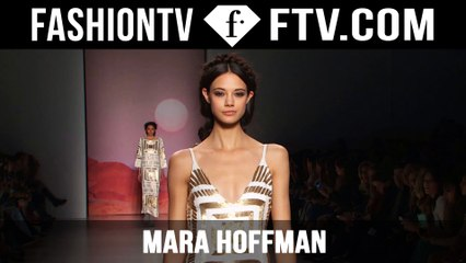 Mara Hoffman 2015 Show | New York Fashion Week NYFW | FashionTV