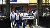 Ex-presidente da Guatemala volta após prisão nos EUA