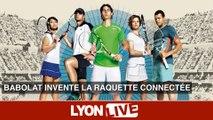 Babolat : le tennis à l'heure de la raquette connectée