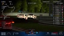 Gran Turismo 6 - Démonstration du mode B-Spec sur le Nürburgring