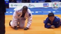 Teddy Riner (+100kg) Route to Final - Jeju Grand Prix 2014