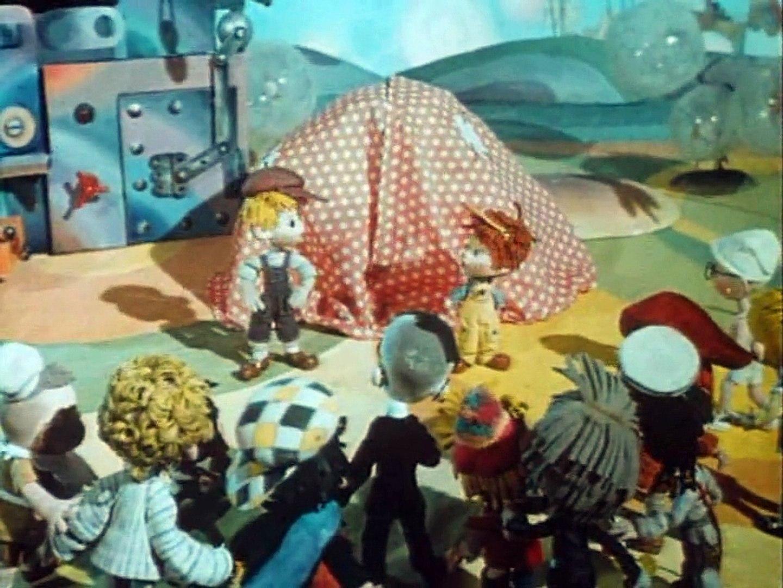 Незнайка за рулём (1972)