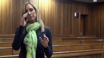 Debora Patta's diary: Defence witness Roger Dixon off for a beer after Gerrie Nel mauling