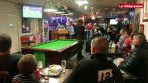 Kiev-Guingamp. Le match dans un bar guingampais