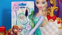Disney Elsa Frozen Surprise Blind Bag Dog Tag Surprise Stickers Olaf Princess Anna Sven Dog Tag Toys