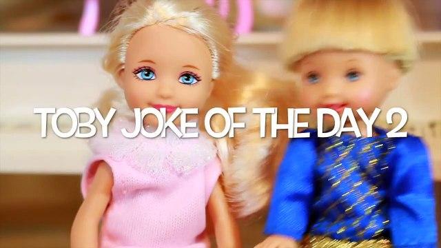 Disney Frozen Toby Joke of the Day 2 BARBIE Chelsea Disney Frozen Parody AllToyCollector