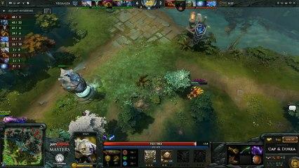 NiP vs Vega Game 2 - joinDOTA Masters @DotaCapitalist @DurkaDota