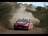 Rallye du Mexique C4 WRC Loeb