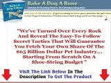 Bake a dog a bone WHY YOU MUST WATCH NOW! Bonus + Discount
