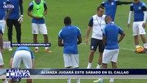 Alianza Lima jugará este sábado en el Callao ante Ayacucho FC por Torneo del Inca