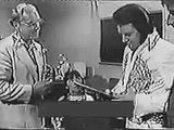 Elvis Presley Backstage  1977